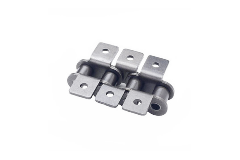 Roller Chain with Attachment (โซ่แบบมีปีก)