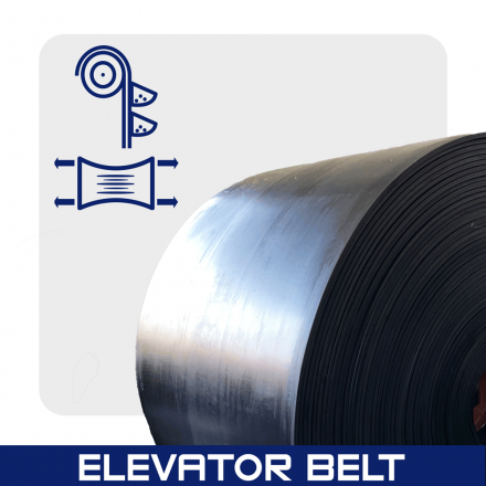 Elevator Belt สายพานกระพ้อ