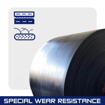 Wear Resistance (Deep Impact Belt) เกรดทนเสียดสี และทนเสียดสีพิเศษ