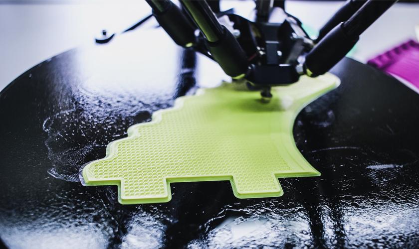 การพิมพ์ 3 มิติรูปแบบใหม่เพิ่มประสิทธิภาพและความทนทานต่อแบคทีเรีย | Manuhub